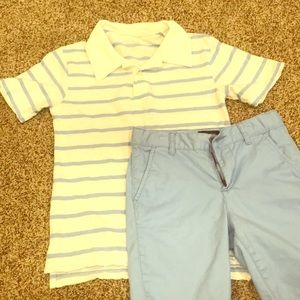 Children's place boys outfit